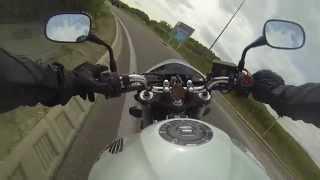 Test Honda cb600f hornet 2011