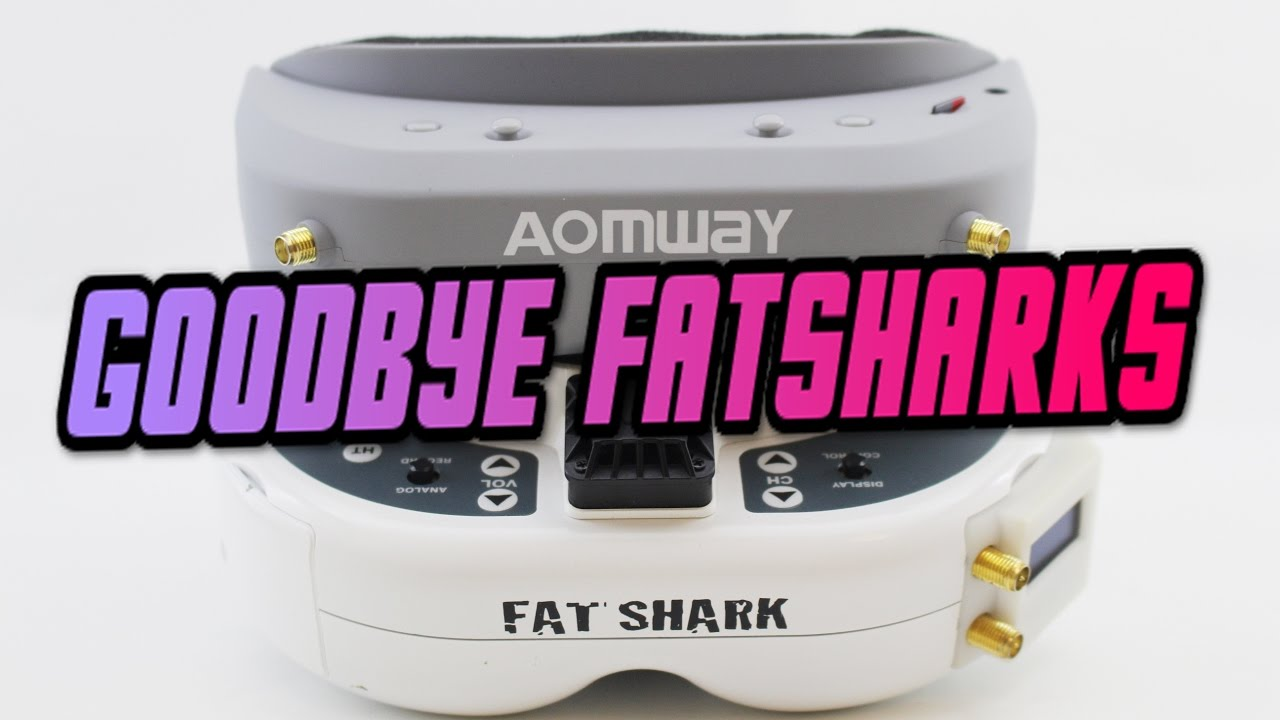 FPV Goggles Buyer's Guide: Comparison of the best FPV