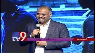 PVP and Ghazi Director Sankalp Speaks @ Winner Pre Release Event - TV9