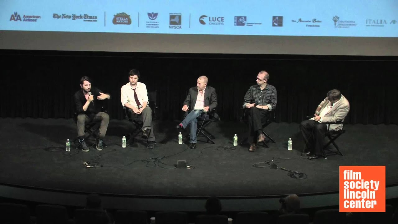 """Q&A w/ Gianluca and Massimliano De Serio, """"Seven Acts of Mercy"""""""