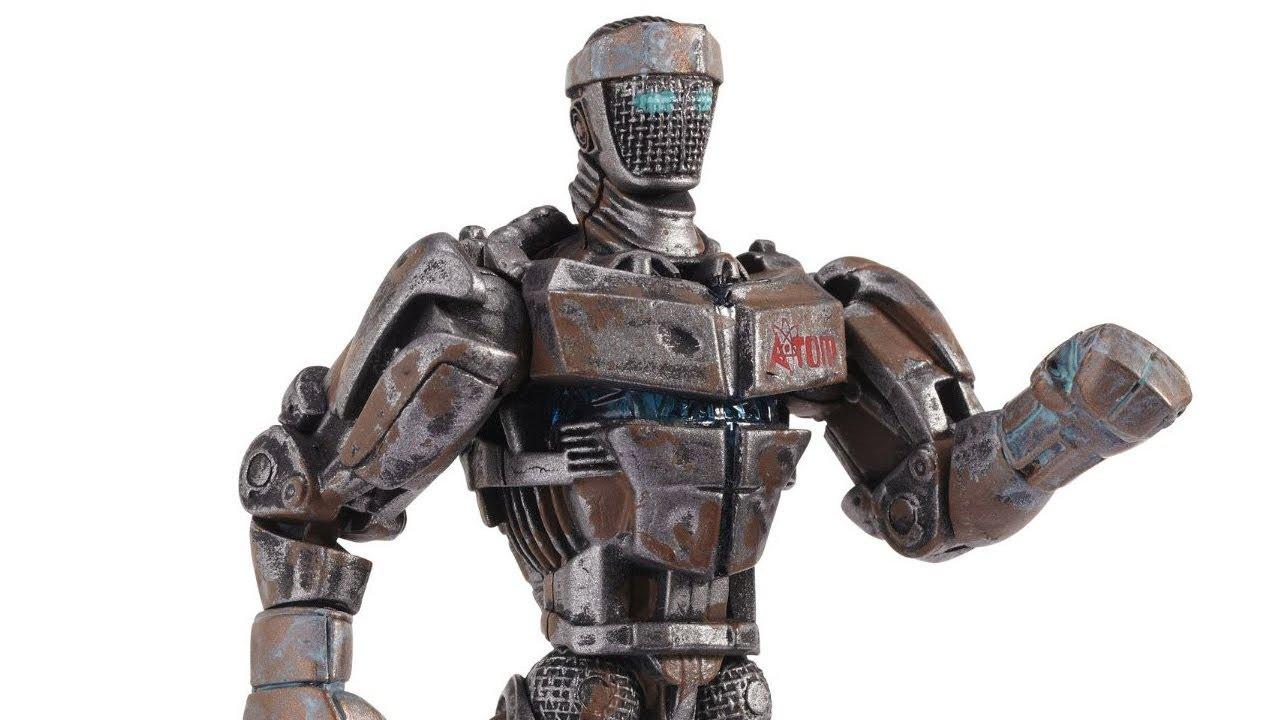 картинки игрушек роботов из живой стали вот