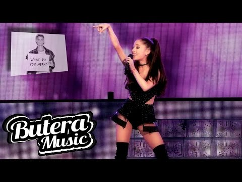 Ariana Grande - What Do You Mean (Remix)(Live)