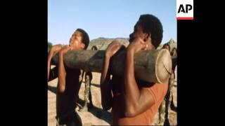 RR8127B ZIMBABWE: A NATIONAL ARMY