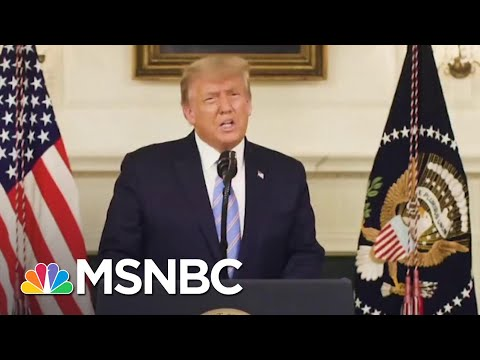 Trump Pressured GA Elections Investigator To 'Find The Fraud' In Separate Call | MSNBC
