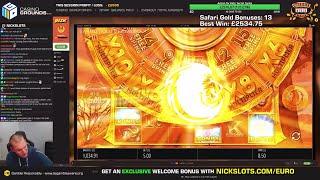 Casino Slots Live - 07/11/19 *QUADS + CHARITY SHAVE!!!*
