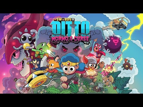 В игре The Swords of Ditto появилось бесплатное большое обновление