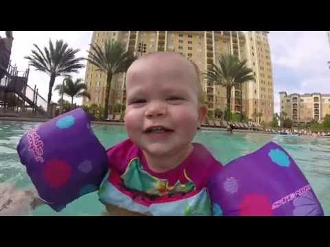 Toddlers First Trip to Disney & Ormond Beach 6.11.16 - 6.17.16