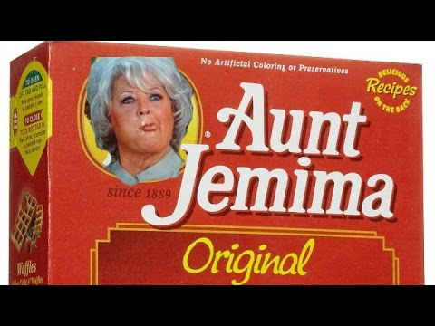 Who is Aunt Jemima?