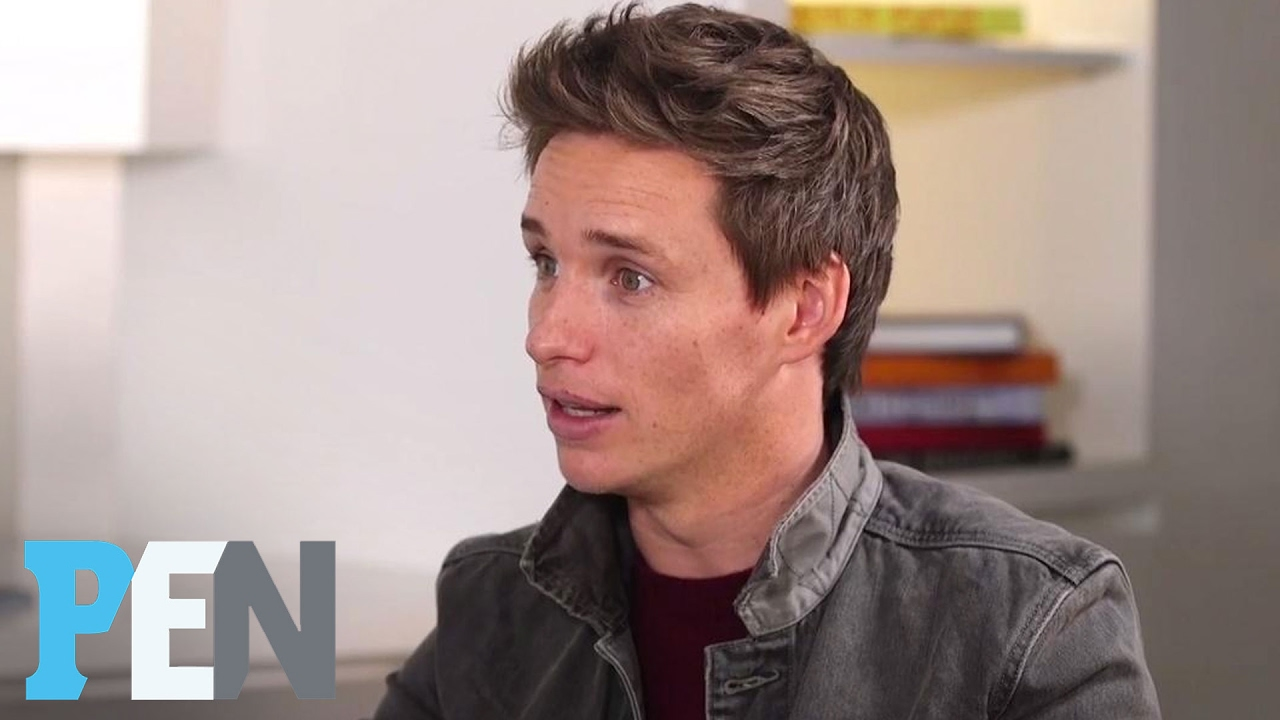 How Eddie Redmayne Chose His Wand For 'Fantastic Beasts And Where To Find  Them' | PEN | People