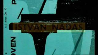 Beethoven / István Nádas, 1958: Piano Sonata Op. 27 No. 2 (Moonlight) - Complete - Vinyl LP
