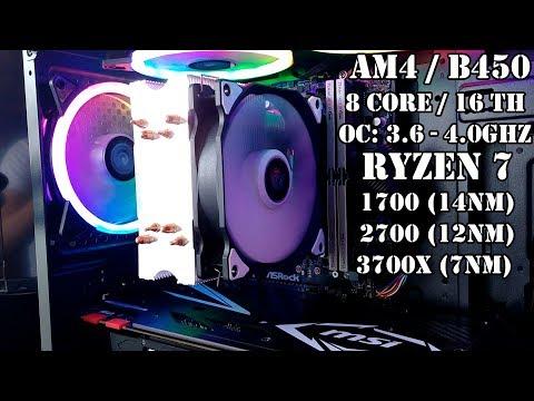 Лучшая ультра-бюджетная материнка под разгон процессоров Ryzen. + Обзор моего ПК на AM4