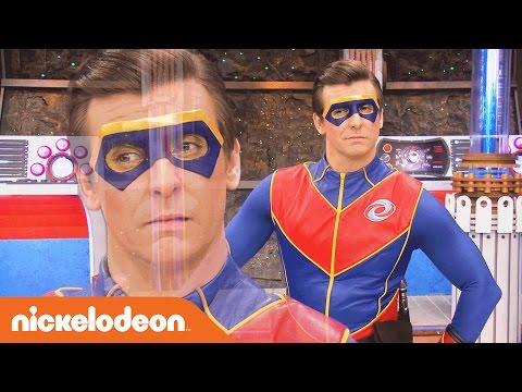Henry Danger | Meteor Shower Thoughts W/ Captain Man | Nick
