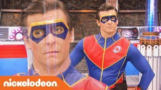 Henry Danger | Meteor Shower Thoughts w/ Captain Man | Nick