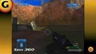 Halo 2 pc xbox and xbox 360 comparison