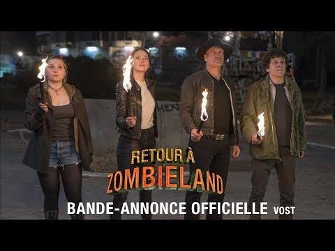 Retour à Zombieland - Bande-annonce Officielle - VOST
