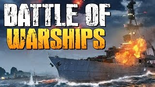 КРУТЫЕ МОРСКИЕ БОИ НА ANDROID -  Battle of Warships