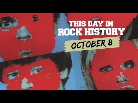Talking Heads' 'Once in a Lifetime' Moment, Ringo's First All-Starr Band - October 8 in Rock History