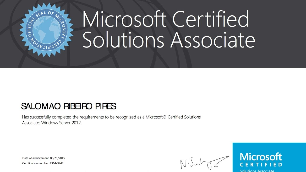 Free Resume Sample Microsoft Web Developer Certification Resume