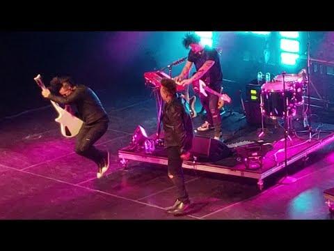 Papa Roach  Still Swingin  Grand Théâtre Quebec 2018 UHD 4K