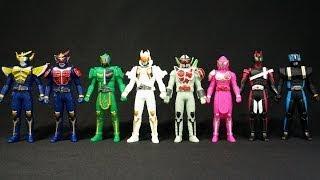 仮面ライダー 鎧武 ガイム ソフビヒーロー仮面ライダー 戦国大合戦スペシャル Kamen Rider Gaimu Sofubi Hero Sengokudaikassen SP