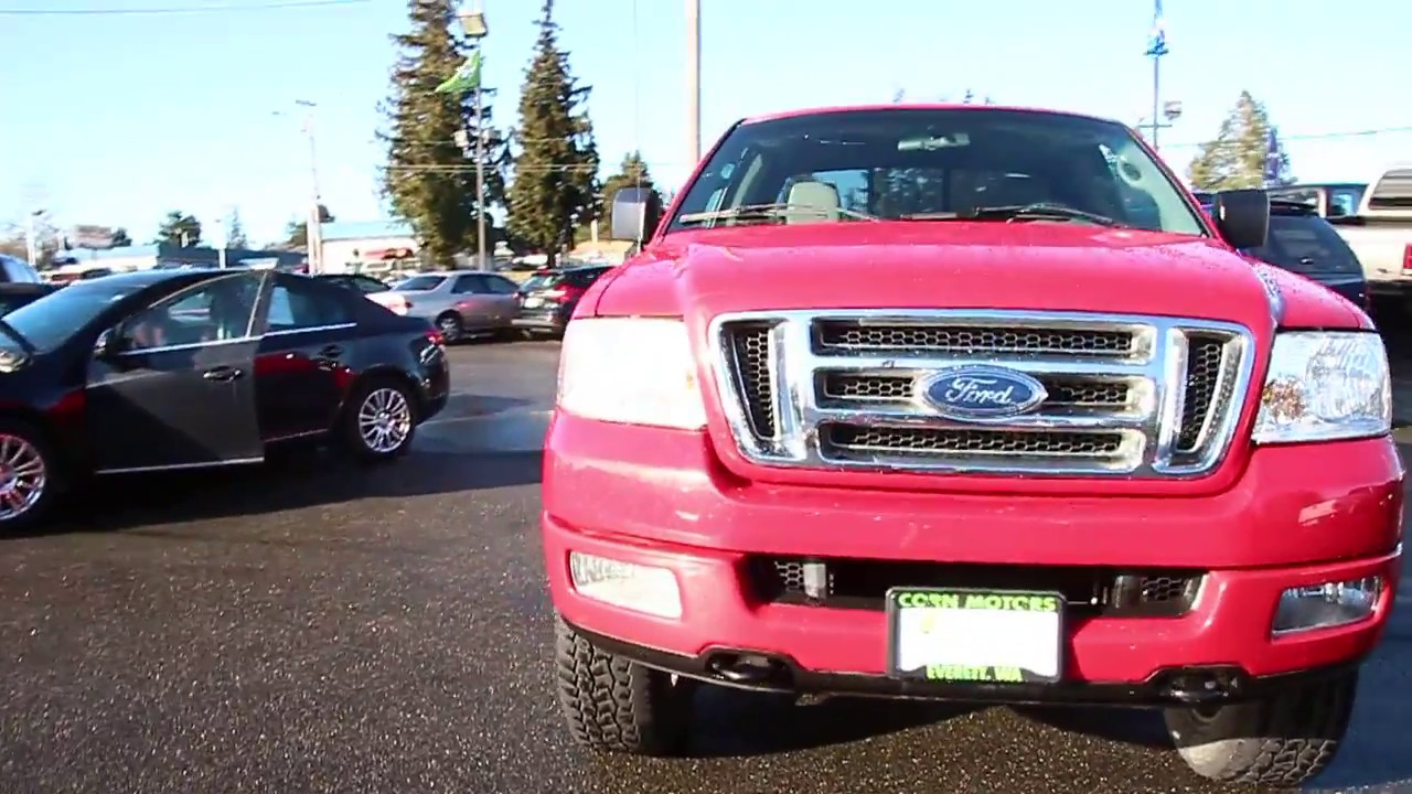 2005 ford f 150 lifted 4x4 stx