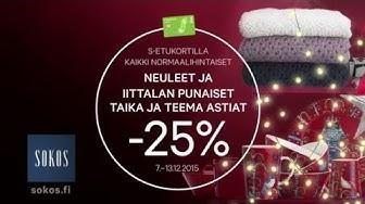 Neuleet ja Iittalan punaiset Taika ja Teema -astiat -25 %   Sokos