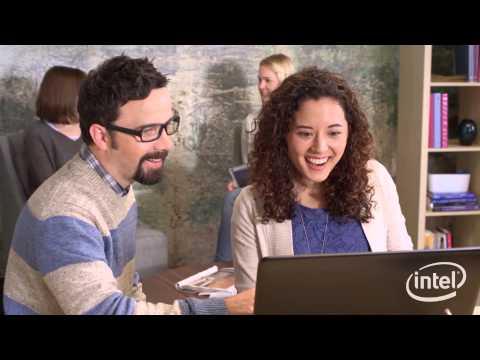 Media Markt - Intel RealSense 3D facial recognition - Product video