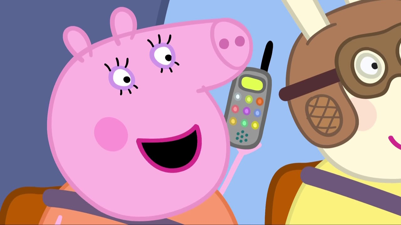 佩佩豬中文版第四季 | 粉紅小豬佩奇中文 | 粉紅豬中文版 | 小豬佩琪 | 兒童卡通動畫 兒童影片 | 佩佩豬 Peppa Pig ...