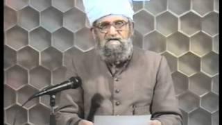 Urdu Dars Malfoozat #669, So Said Hazrat Mirza Ghulam Ahmad Qadiani(as), Islam Ahmadiyya