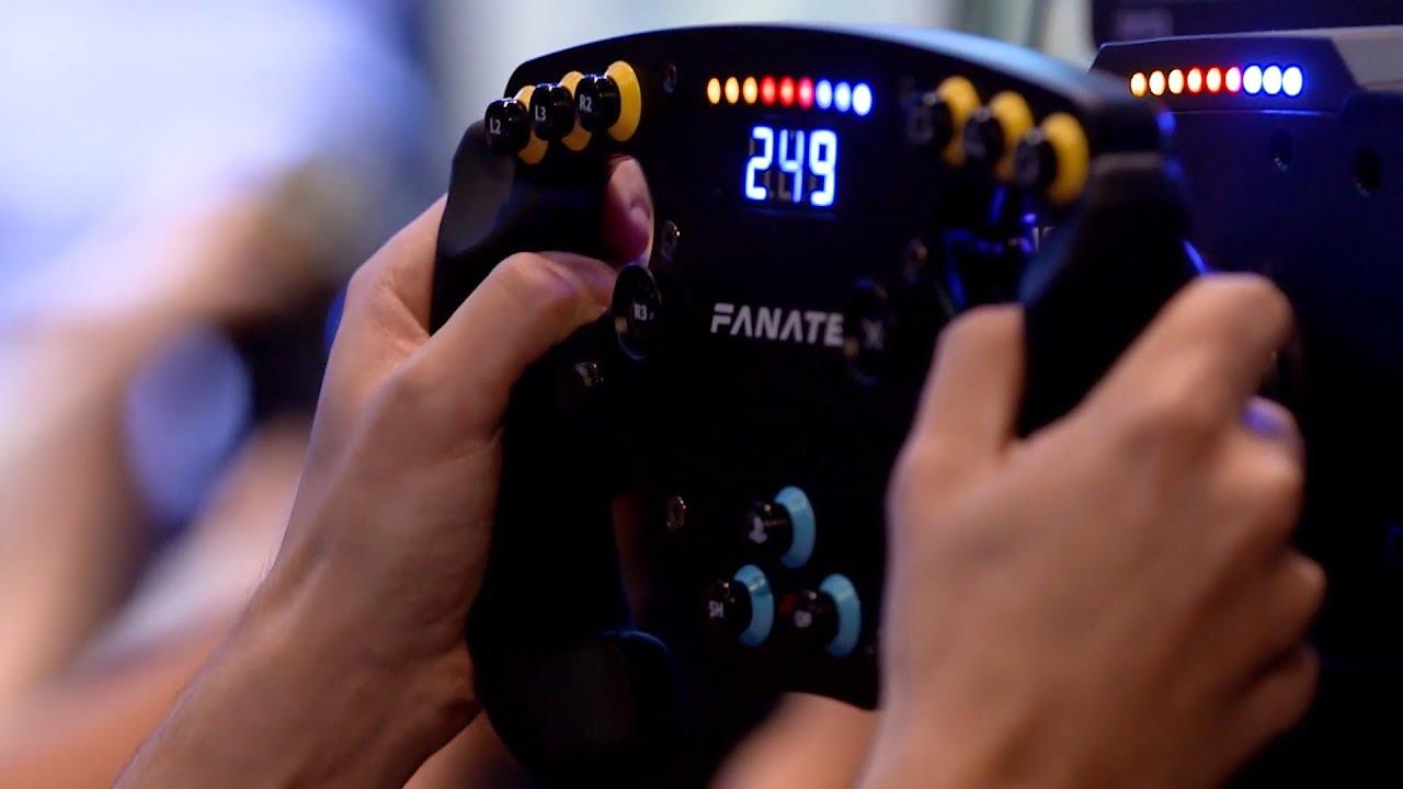 Official F1 Esports Bundle l Fanatec CSL Elite F1® Set