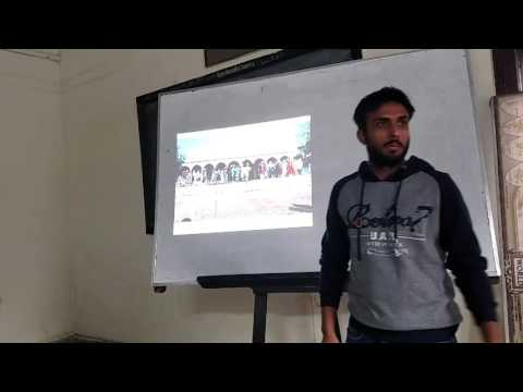 Presentation on Lahore Fort
