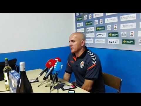 Luis César, tras el Tordesillas 0-6 Real Valladolid