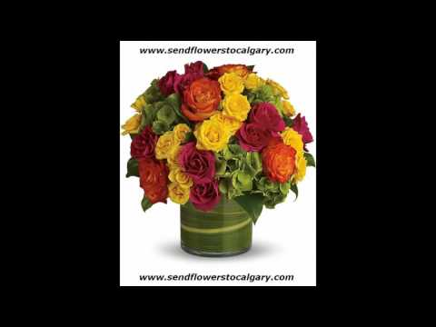 airdrie alberta flower delivery