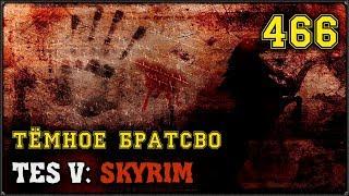 ТЁМНОЕ БРАТСТВО - TES V: SKYRIM - 466 - ПЕЩЕРА ТОЛВАЛЬДА