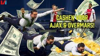 Overmars Kan Geld Gaan Tellen: 'Transferwaardes van Ajax-Spelers Schieten Omhoog!'