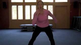 Fitness Tip Video: Beginner Kickboxing Video