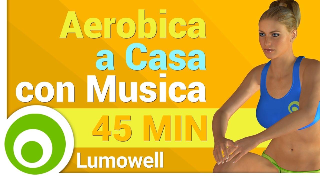 musica per aerobica da
