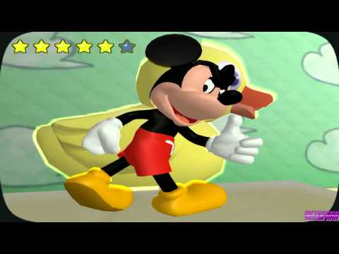 Disneys Magical Mirror Starring Mickey Mouse HD PART 11 (Game for Kids)