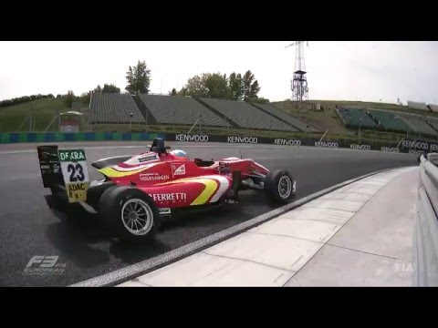 Formula 3 European Championship - 2016 Race of Hungaroring - Race 1 Highlights