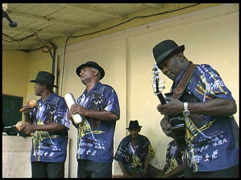 """Cuba: Rhythm in Motion"" - Changui group, Guantanamo 2006"