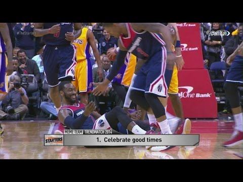 NBA 2014-15 Meme Team: The Starters