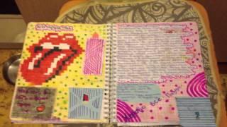 видео Как ведут личный дневник разные люди. Узнайте, как нужно вести свой дневник