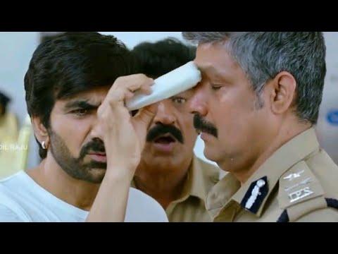 Raja The Great Blockbuster Trailer Latest Comedy Scenes Ravi Teja,Mehreen P