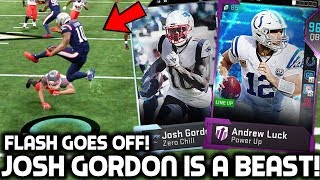 """JOSH """"FLASH"""" GORDON IS A BEAST! ANDREW LUCK & MORE! Madden 19 Ultimate Team"""