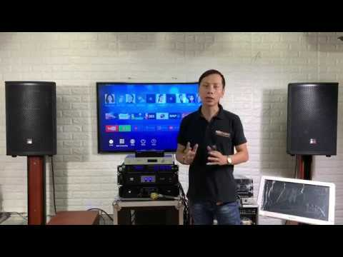 Dàn karaoke chuyên nghiệp, cao cấp và hiện đại gồm những gì? Lựa chọn những thiết bị nào tốt nhất?