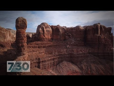 Stage Set For Battle After Trump Reduces Park Significant To Native Americans