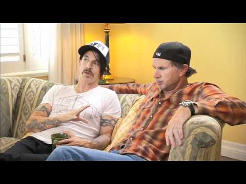Red Hot Chili Peppers - I'm With You Interview 7 [Interview] Thumbnail image