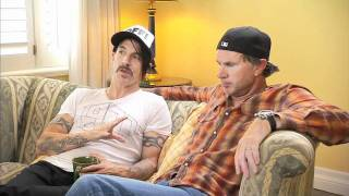 Watch an interview with Anthony where he talks about recording with...