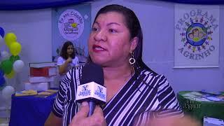 Lucy Oliveira aponta como serão desenvolvidas as ações do projeto Agrinho e eu sou cidadão