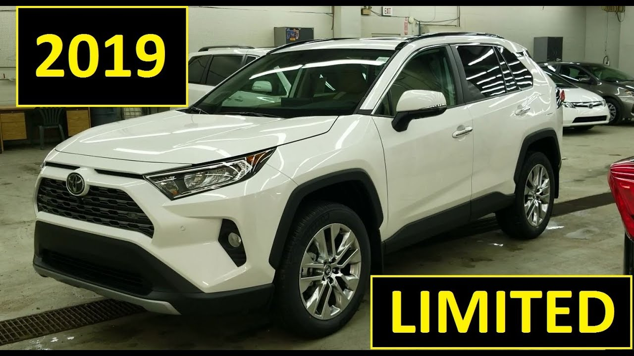 2019 Toyota Rav4 Limited Awd Review Of